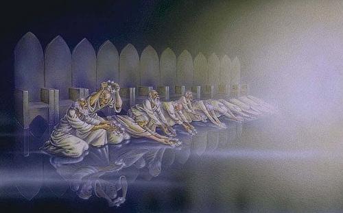 Heavenly Worship