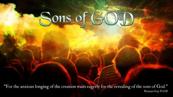 SONS OF GOD3